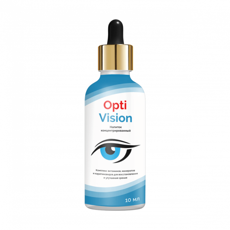 OptiVision – средство, восстанавливающее здоровье глаз