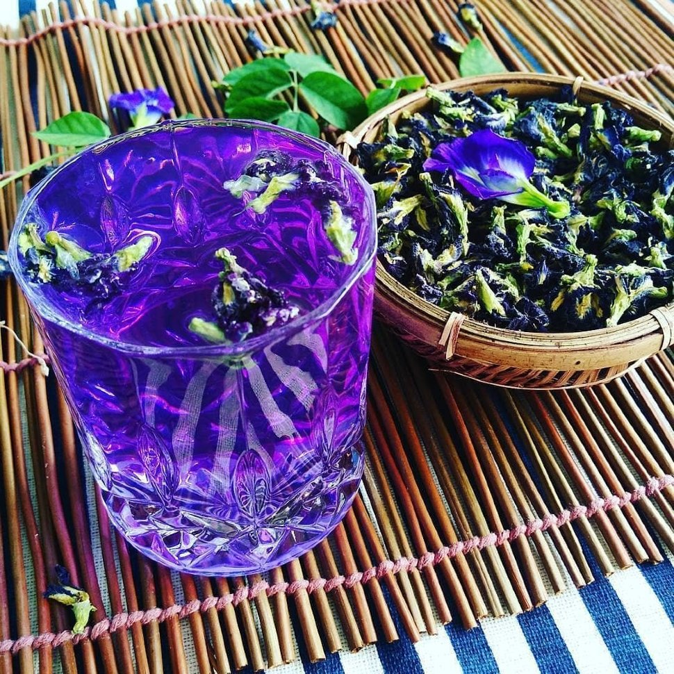 Пурпурный чай Чанг-Шу для похудения