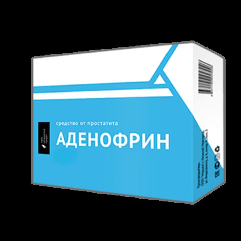 Аденофрин – избавься от простатита быстро и надолго