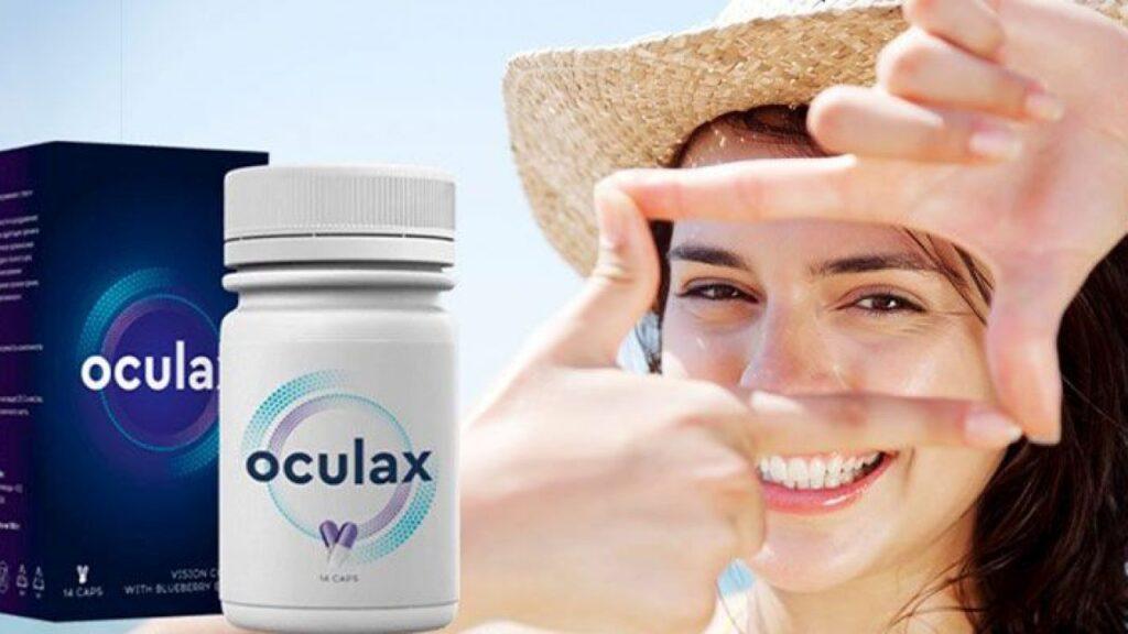 Oculax – средство, восстанавливающее остроту зрения