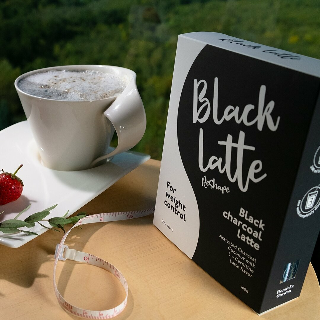 Black Latte – похудение с удовольствием