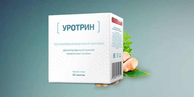 Уротрин — средство от простатита